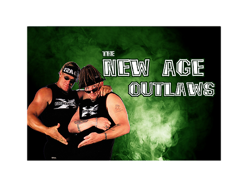 The New Age Outlaws (DX Version)