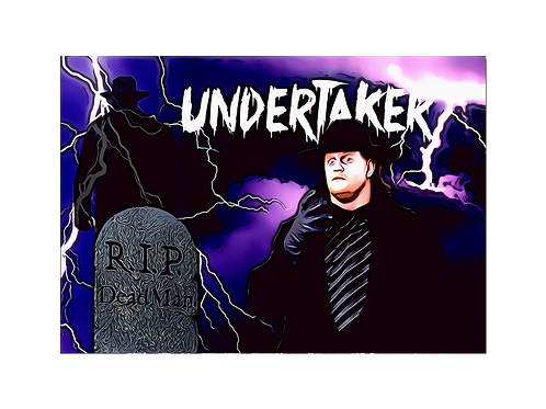 Undertaker 1993 (The Graveyard)