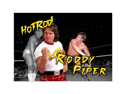 Roddy Piper (In Action)