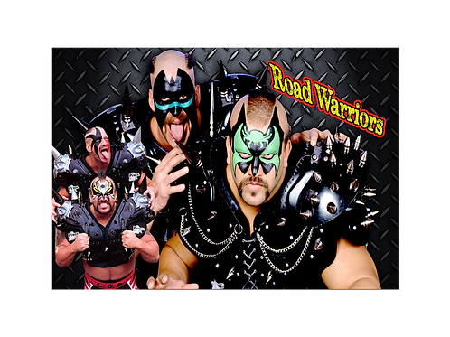 The Road Warriors