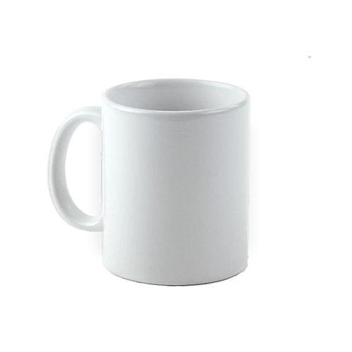 White Coffee Mug - 11oz.