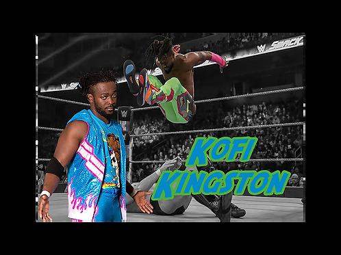 Kofi Kingston (In Action)