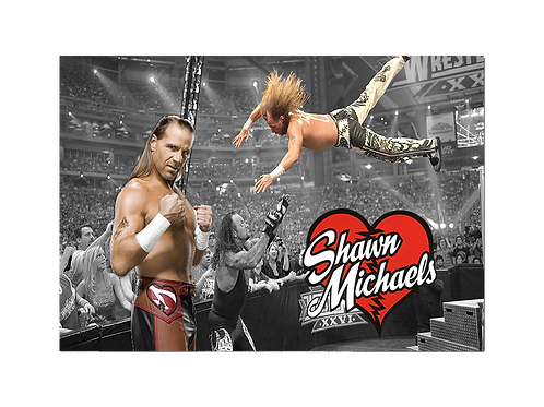 Shawn Michaels (HBK Soars Like An Eagle)