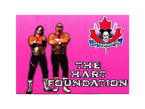 Hart Foundation (Tag Champs)