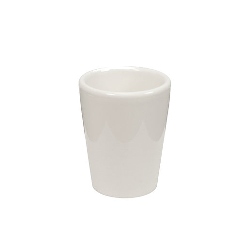 White 1.5oz Shot Glass