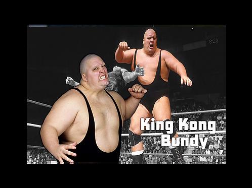 King Kong Bundy (In Action)