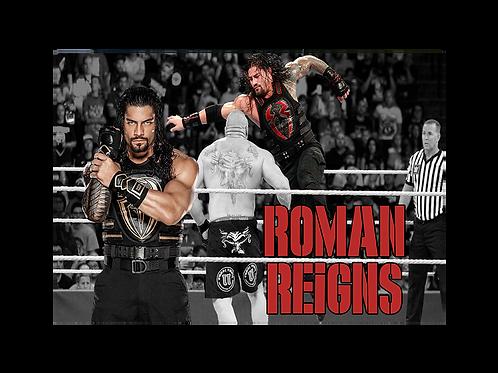 Roman Reigns (Super Man Punch)