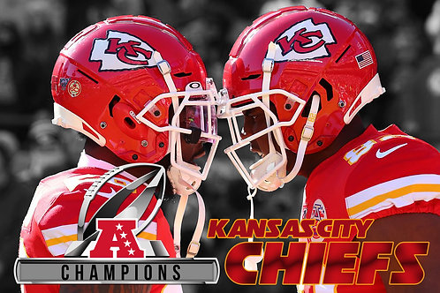 The Chiefs Win The AFC Championship! (2020)