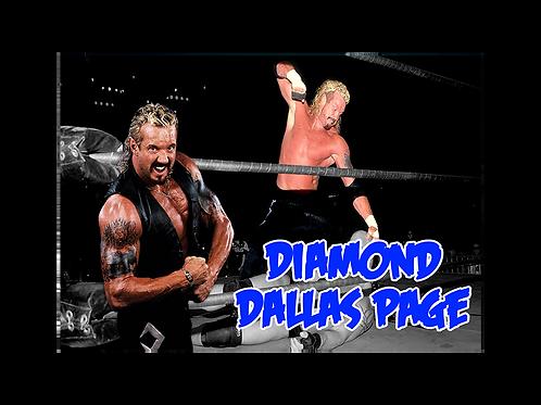 Diamond Dallas Page (In Action)