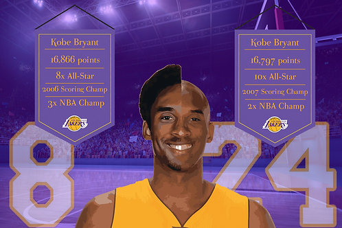 The Face of Greatness (Kobe Bryant)