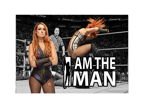 Becky Lynch (The Man)