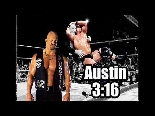 Stone Cold Steve Austin (Stunner)