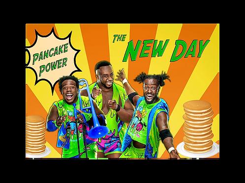New Day (Pancake Power)