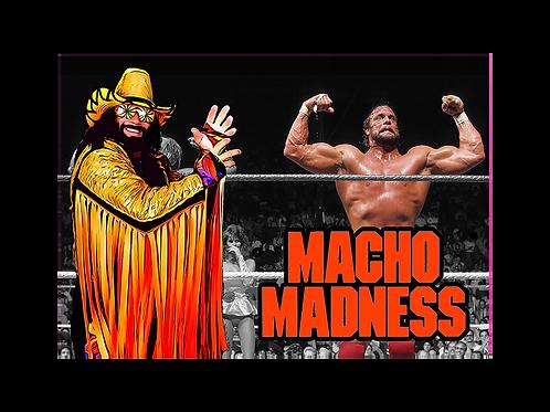 Macho Man (Version 2) (Macho Madness)