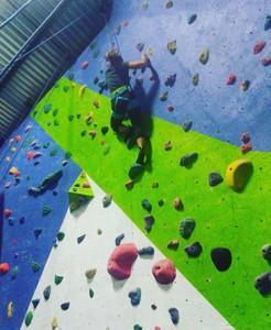 Top-Rope Climbing Wall