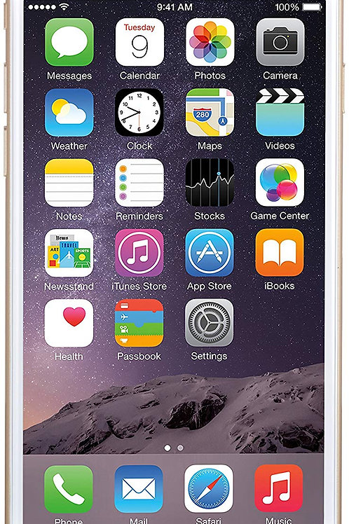 Apple iPhone 6 16GB Weiss