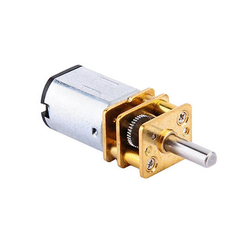 DC 6V 30RPM Micro Speed Reduction Gear Motor