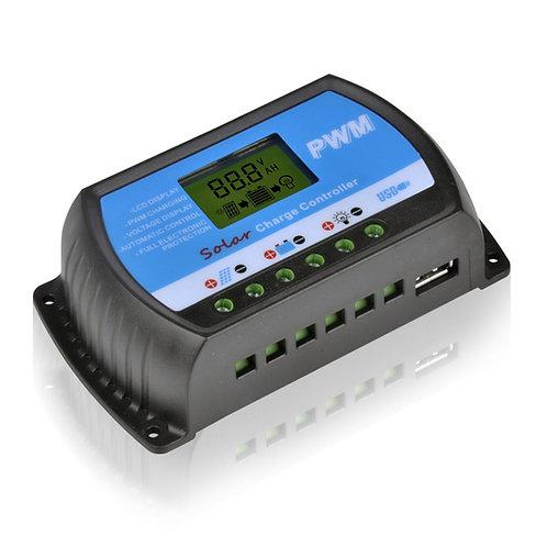PWM 30A Solar Ladegerät Controller