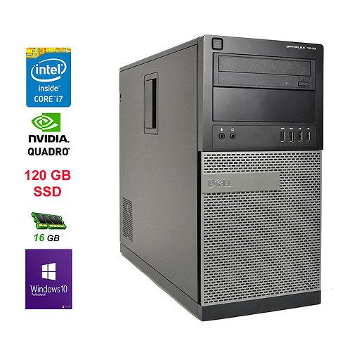 Dell OptiPlex 7010 Intel Core i7 CAD/Gaming PC