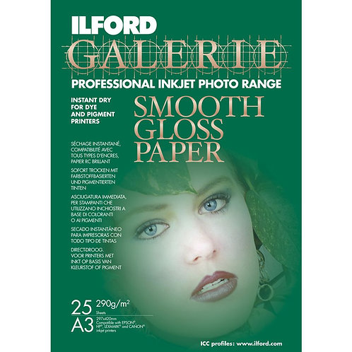 Galerie Prestige Smooth Gloss A3+ 25 Blatt