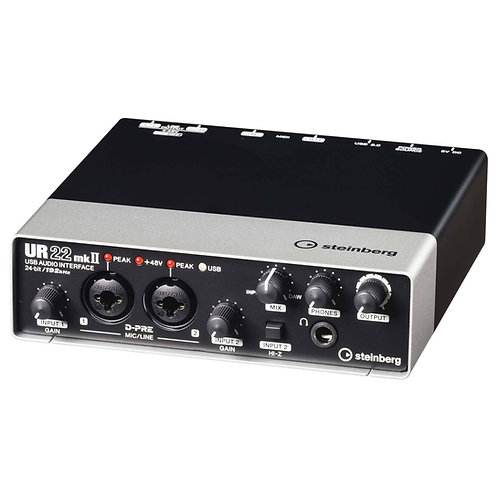 Steinberg UR22 MkII USB Audio-Interface