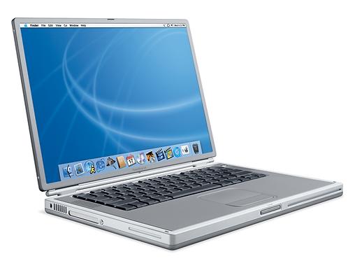 """Apple Powerbook G4 15"""""""
