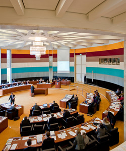 Statenzaal, Provinciehuis Limburg