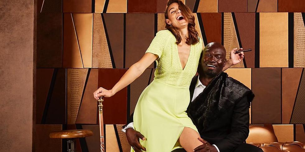 J. Parker, Ltd presents Sharp Dressed Men and a Lady