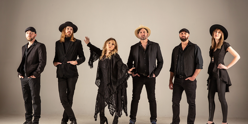 RUMOURS - Fleetwood Mac Tribute (Early Show)