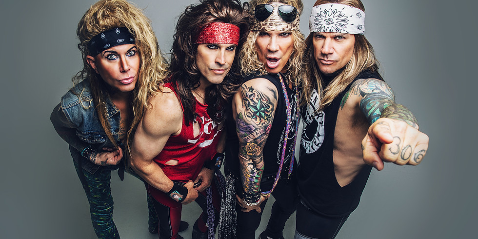 STEEL PANTHER (LATE SHOW)