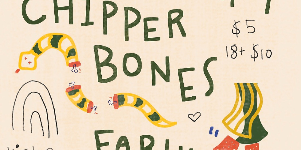 BASICALLY NANCY   CHIPPER BONES   EARLY BRANCH