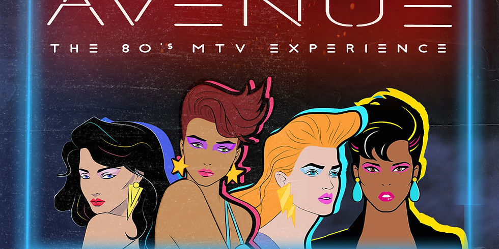 ELECTRIC AVENUE   The 80's MTV Experience