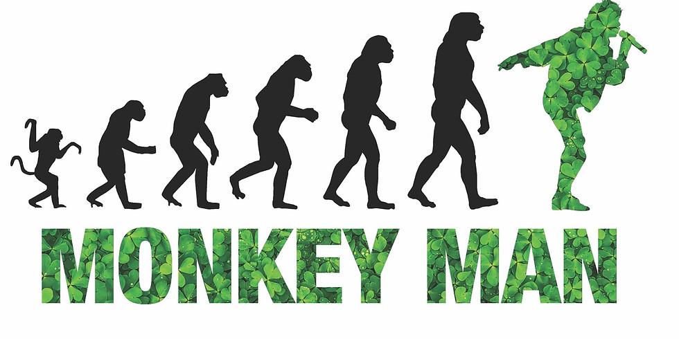 MONKEY MAN: A STONES BAND