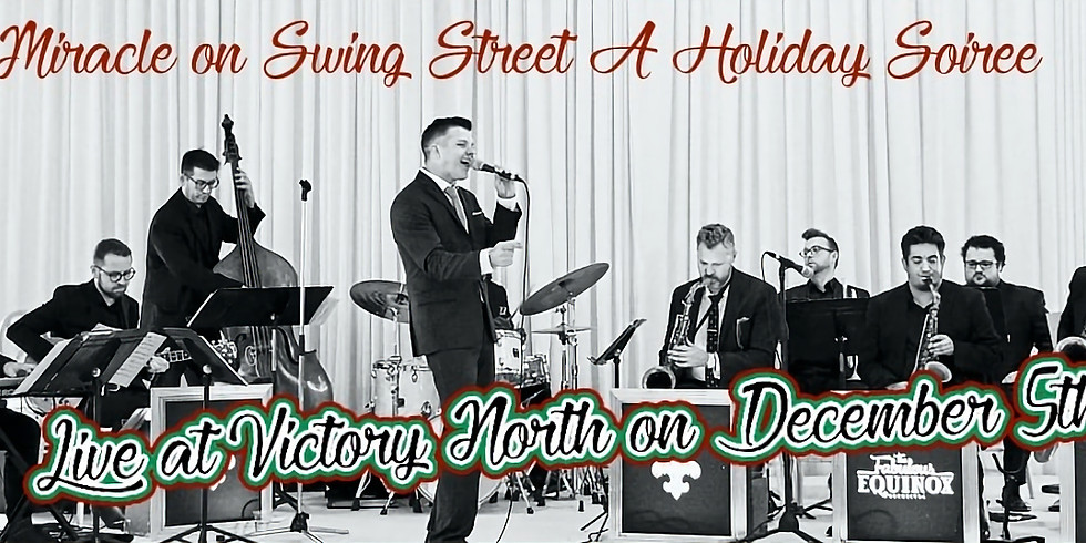 Miracle on Swing Street A Holiday Soirée