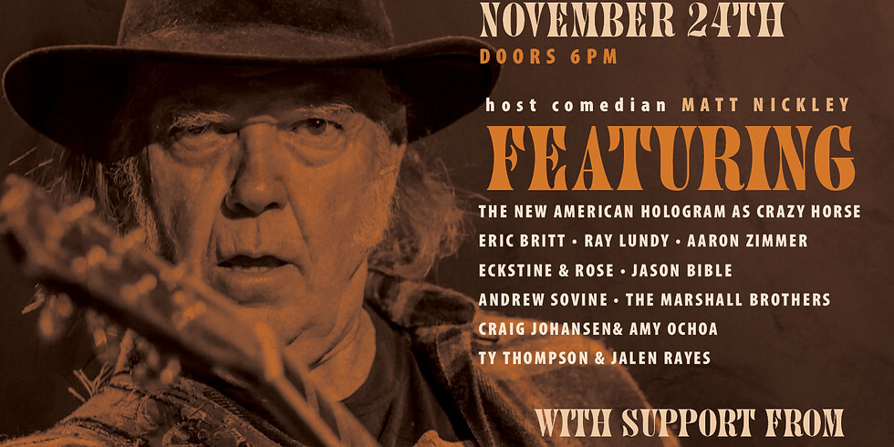 Dreamer of Pictures - A Celebration of Neil Young