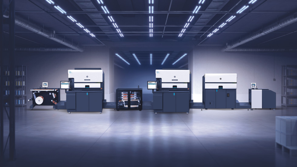 HP Indigo 8K Digital Press