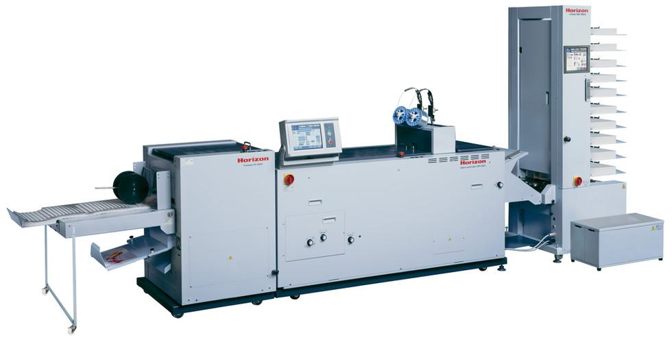 Horizon SPF-200L/FC- 200L Bookletmaker