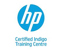 HP Indigo Certified Training Centre Logo