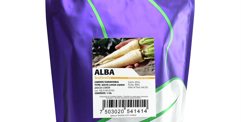 Zanahoria Alba