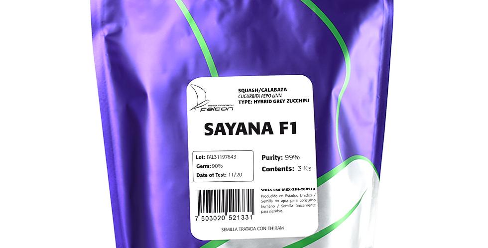 Calabaza Híbrida Sayana F1
