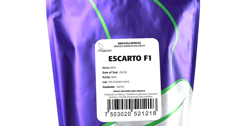 Brócoli Híbrido Escarto F1