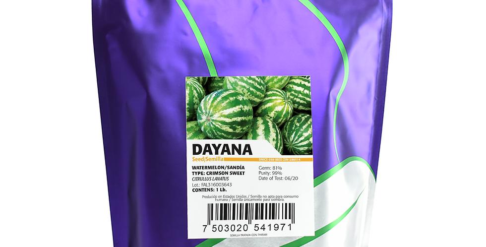 Sandía Dayana