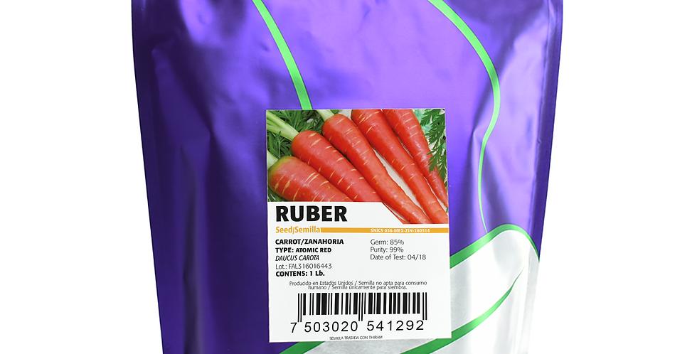Zanahoria Ruber