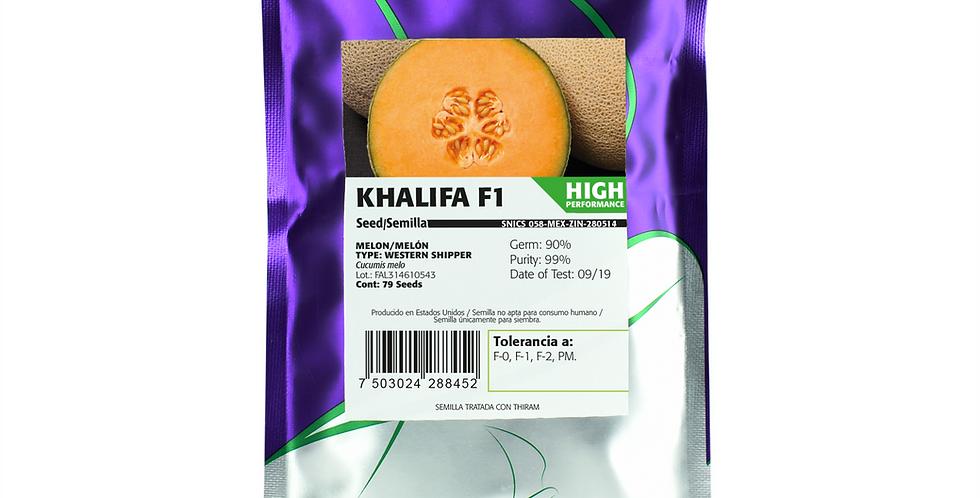 Melón Híbrido Khalifa F1