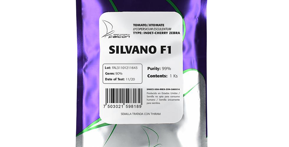 Tomate Híbrido Cherry Indeterminado Silvano F1
