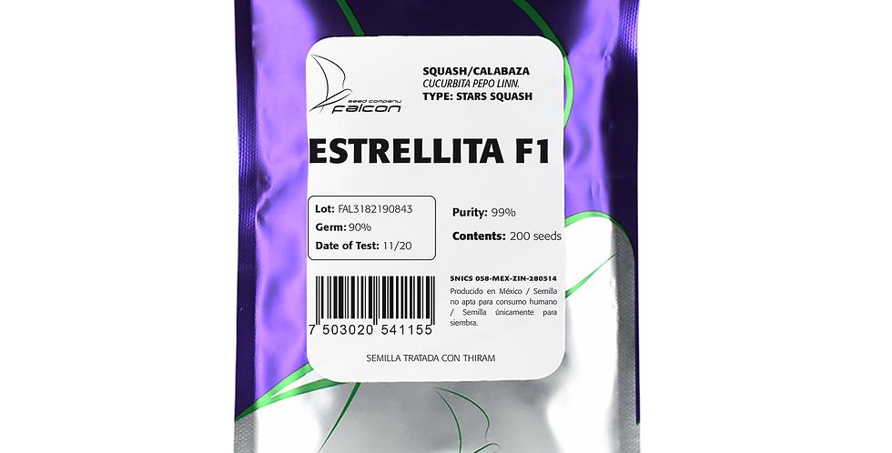 Calabaza Híbrida Estrellita F1