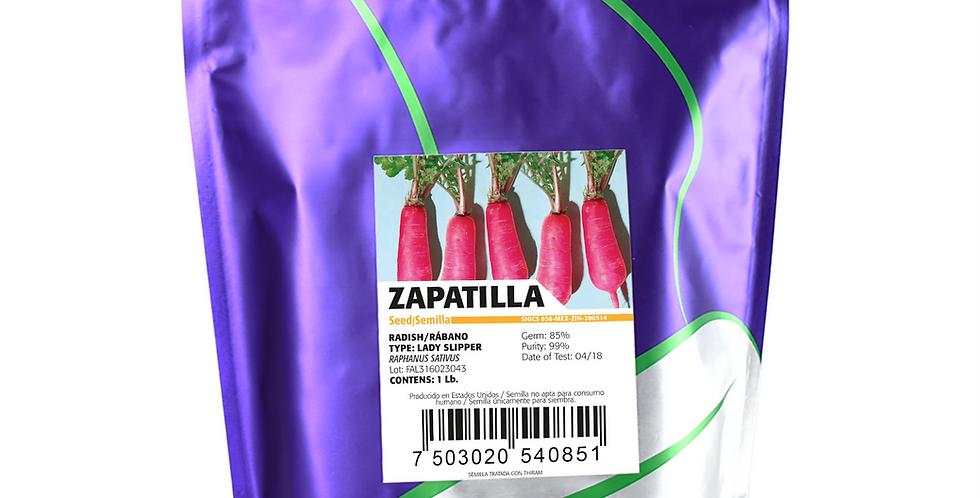 Rábano Zapatilla