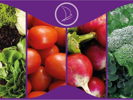 Hortalizas y verduras ¿Tienen alguna diferencia?
