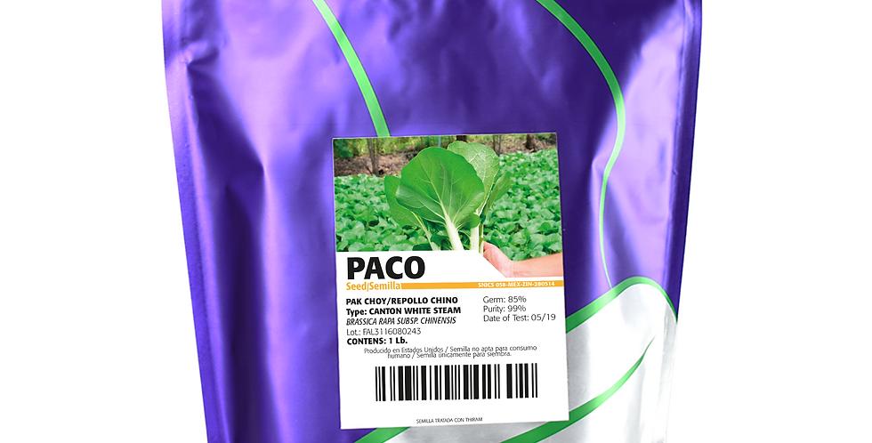 Repollo Chino Paco
