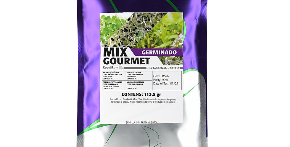 Germinado Mix Gourmet